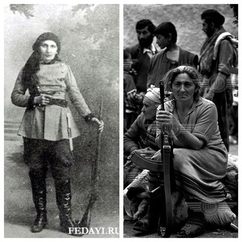 Армянские Женщины | iArmenia: История Армении