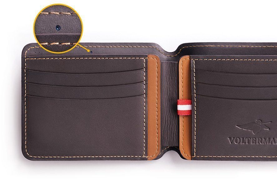 Volterman The Smartest Wallet In The World Created In